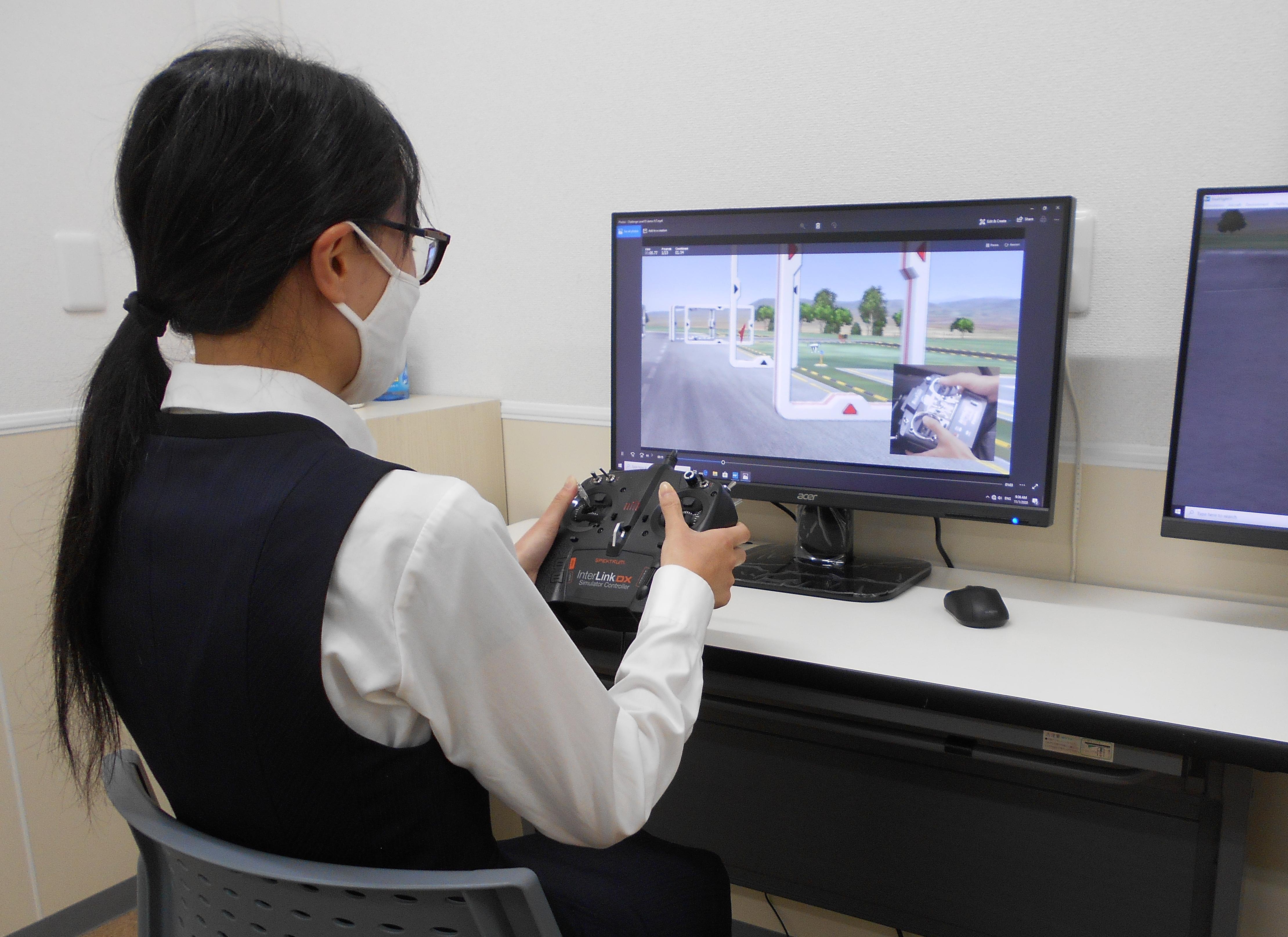 ドローン教習所NISSIN DRONE SCHOOL校サブ画像1